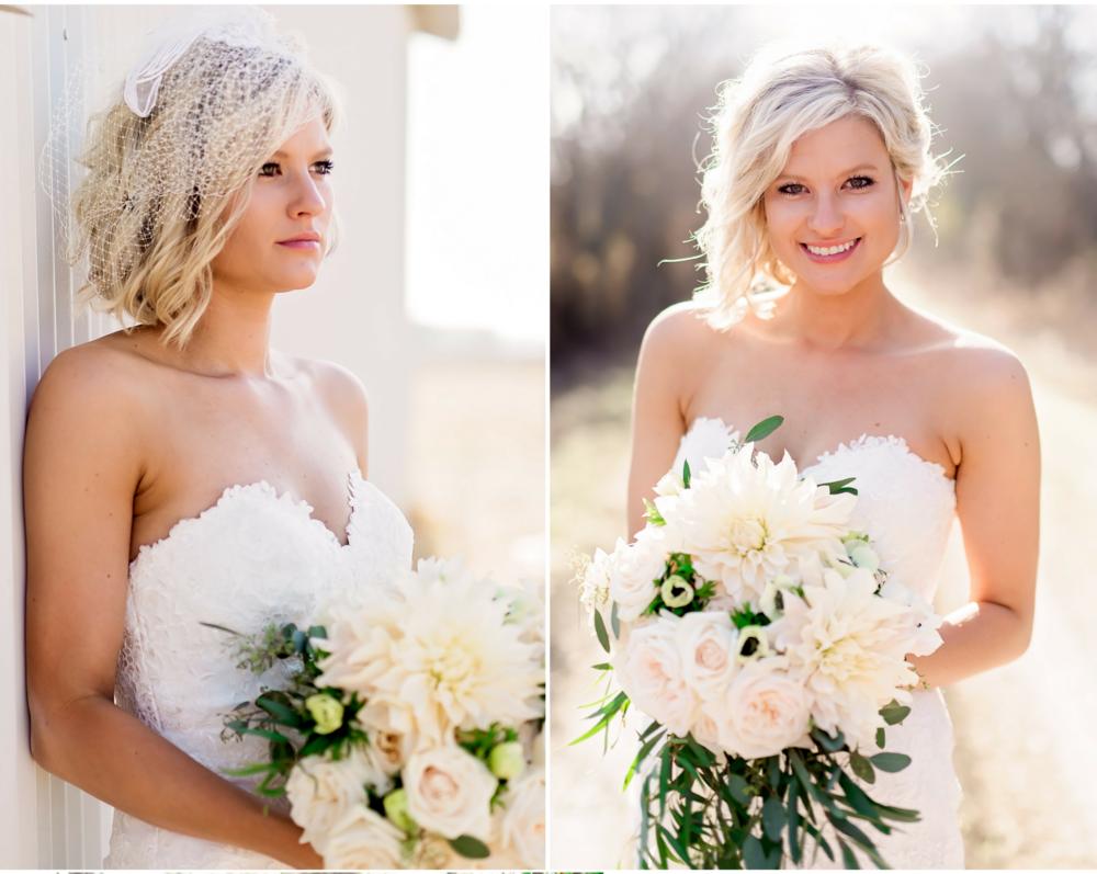 Bridal Session- Dallas Photography- Pharris Photography- Texas Photography- Kailee- Wedding Dress- Rustic