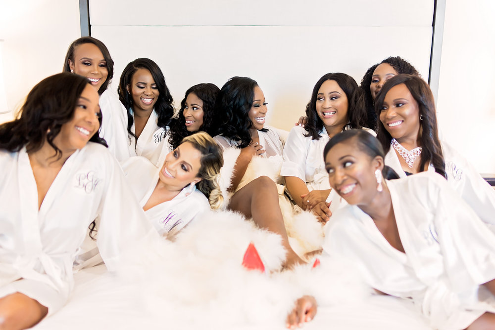 BalHarbour Windemere Mansion- Texas Wedding- Pharris Photography- Ashley and Reggie- Wedding Photography- Bridesmaids- Bridal Party
