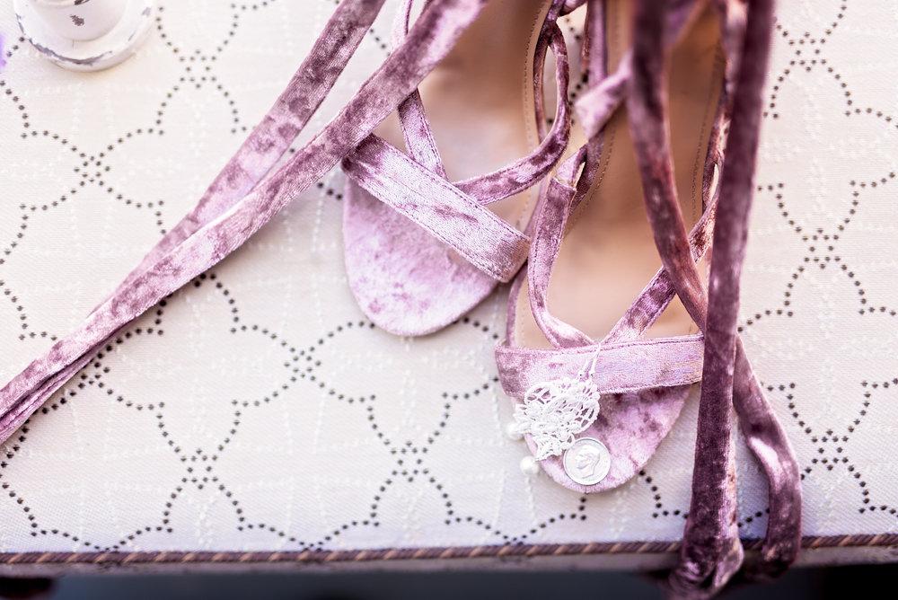 Rosewood Mansion- Dallas Wedding- Pharris Photography- Texas Wedding- Texas Photography- Heather and Jack- Bridal Shoes