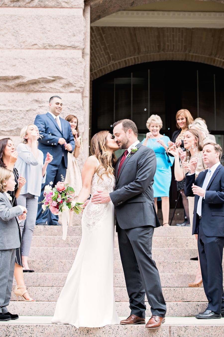 Courthouse Wedding- Texas Photography- Houston Wedding- Pharris Photography- 1910 Harris County Courthouse- Ida and Thomas
