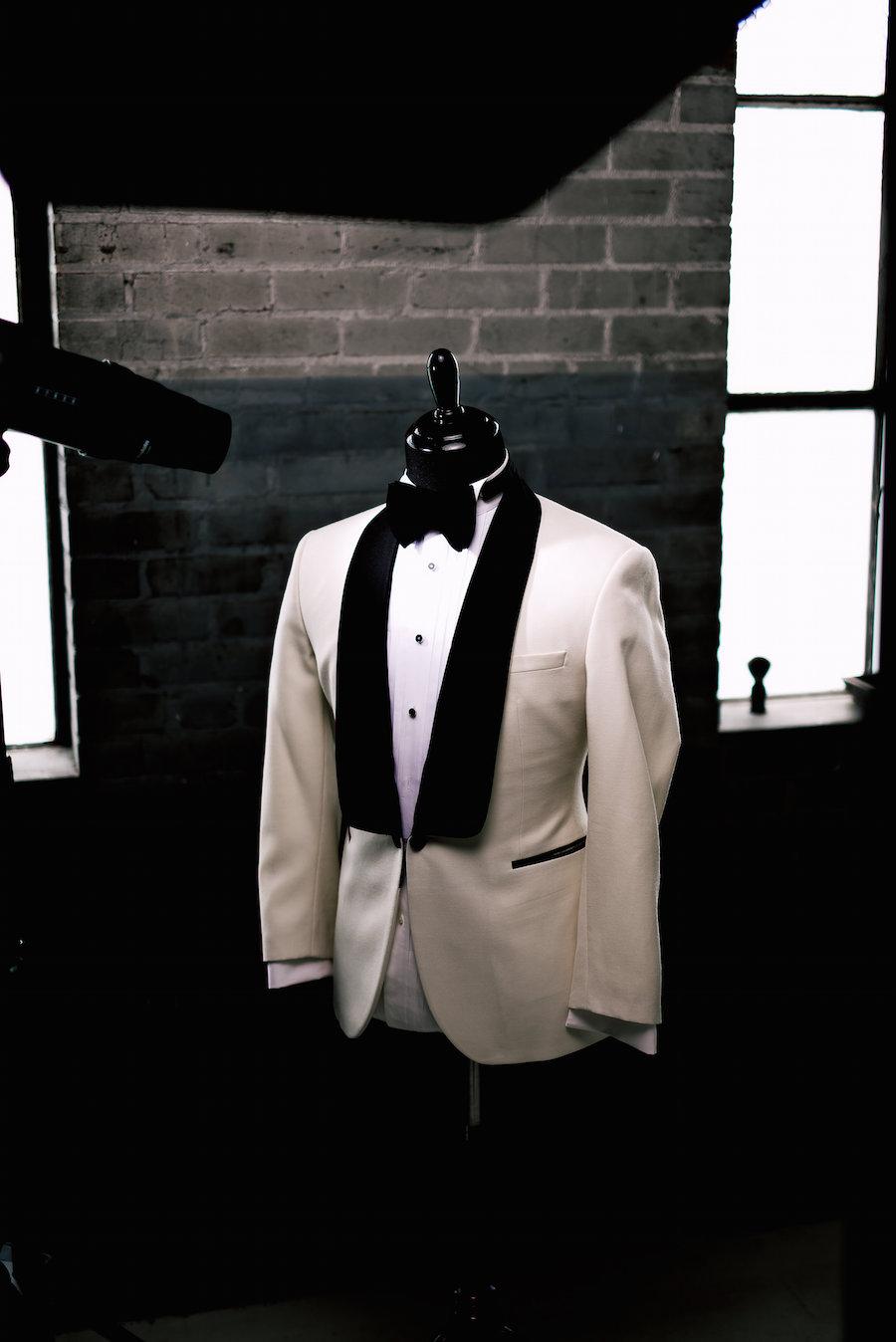 Well Groomed Man Photoshoot- GroomInspiration- Texas Photography- Groom Style- Pharris Photography- White Tuxedo