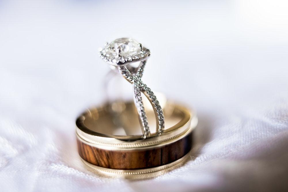 Pharris Photography- Texas Wedding- Texas Wedding Photography- Kayla and Calvin- Wedding Rings
