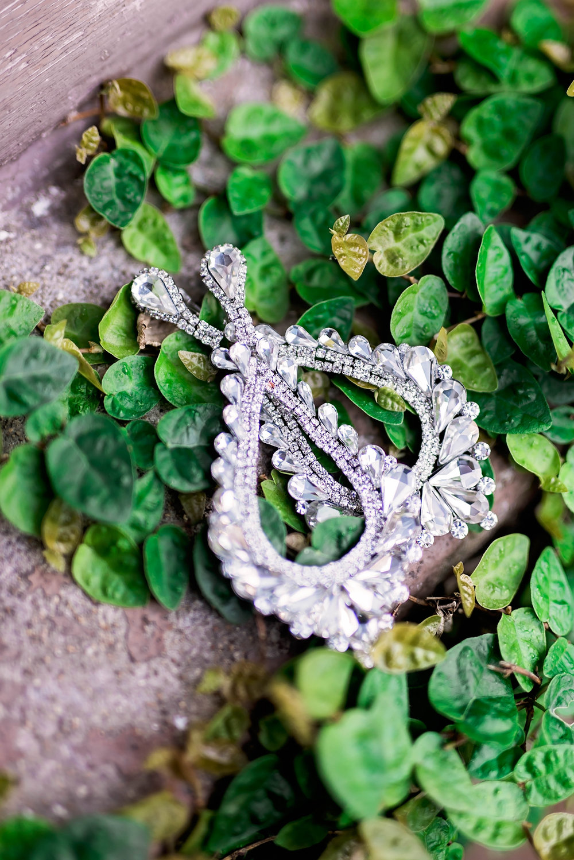 Pharris Photography- Dallas Wedding- Kerri + Bravion- Earrings