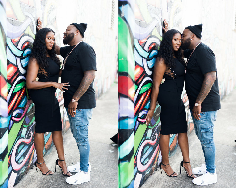Texas- Pharris Photography- Engagement Shoot- Kisha + Shaun
