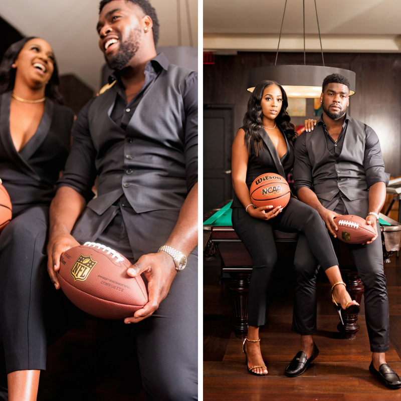 Dallas Engagement Shoot- Pharris Photography- Jacquies + Jordan