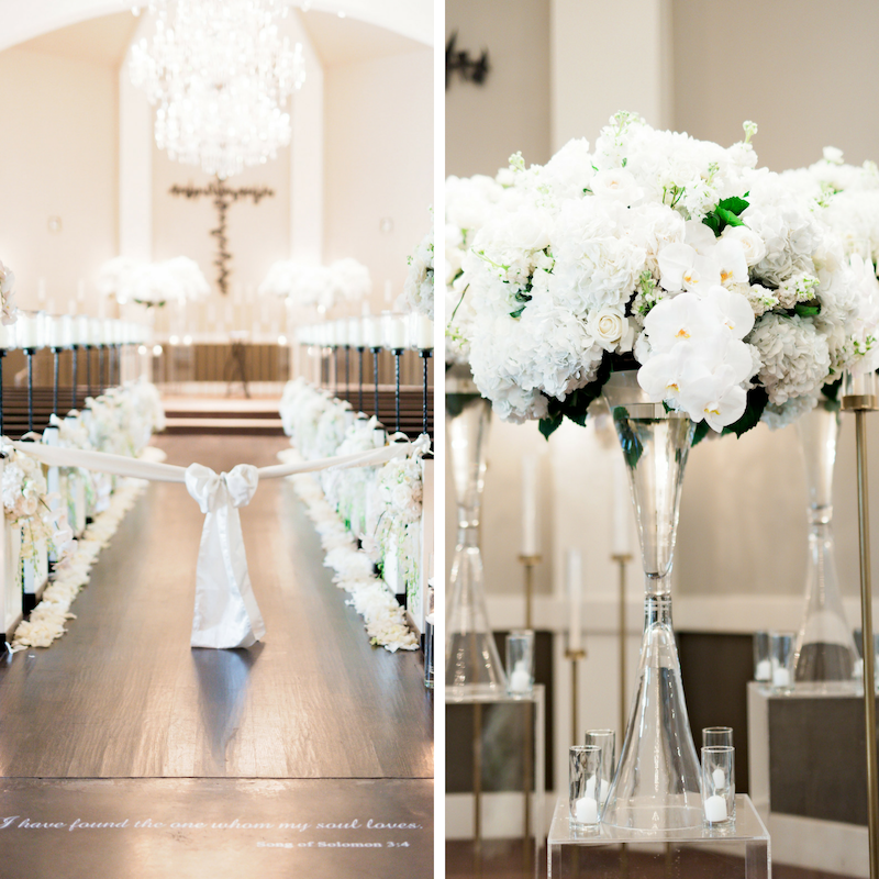 Dallas Wedding- Texas- Pharris Photography- Chelsea + Aaron- Chapel- Floral- Bouquets