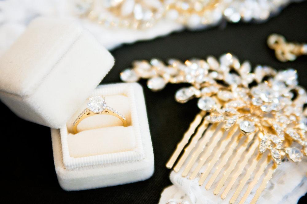 Texas Wedding- Pharris Photography- Megan + Evan- Wedding Rings