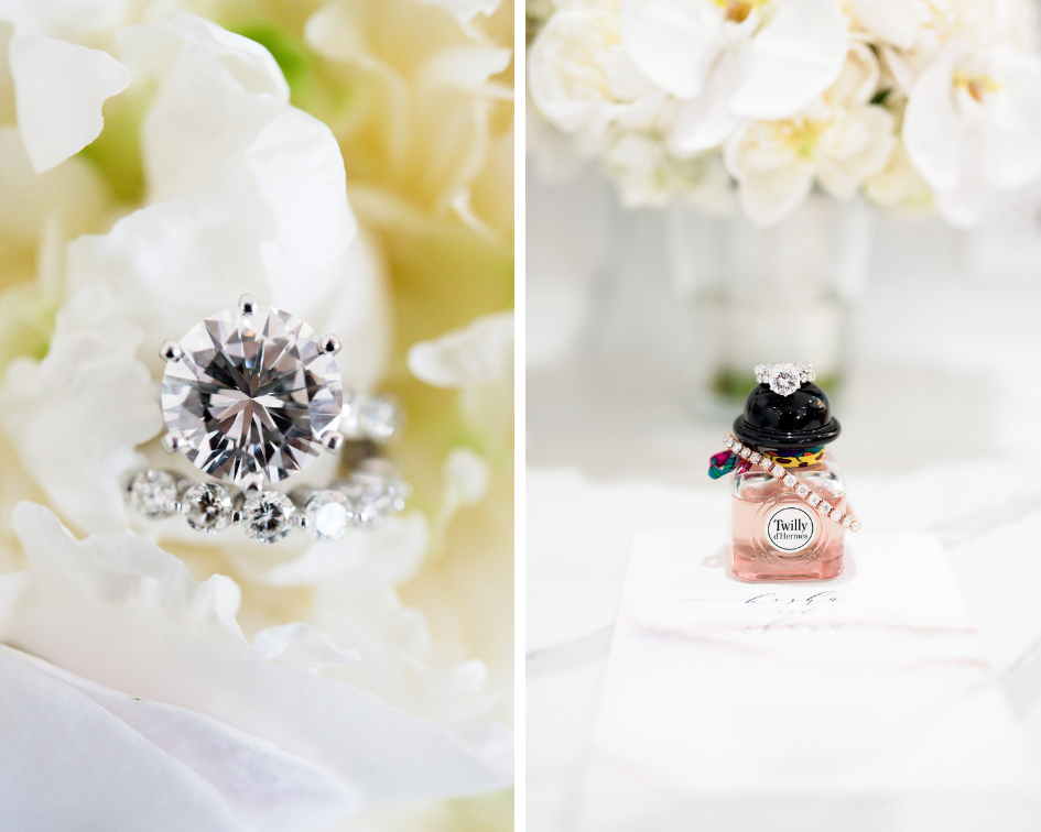 Houston Wedding- Pharris Photography- Kisha + Shaun- Wedding Details- Jewelry- Wedding Rings