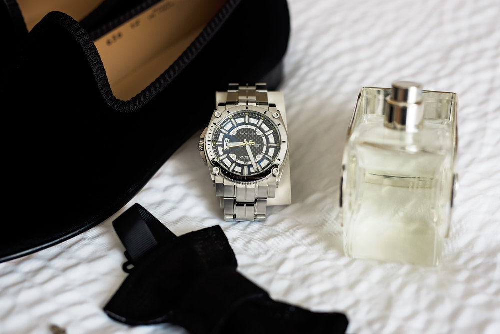 Pharris Photography- Texas Wedding- Noelle + Sullivan- Groom- Getting Ready- Wedding Details