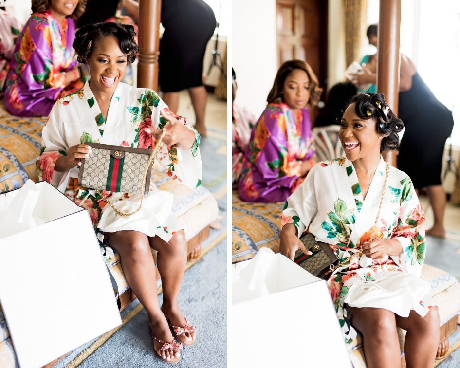 Jamaican Wedding- Pharris Photography- Sheena + Terry- Gifts