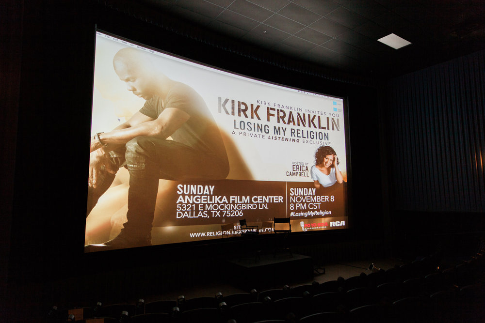 Kirk Franklin Album Release