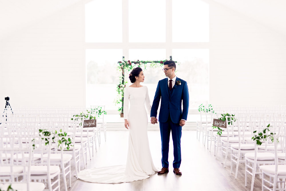 Pharris Photography- Texas Wedding- Melody and Moses- Chapel
