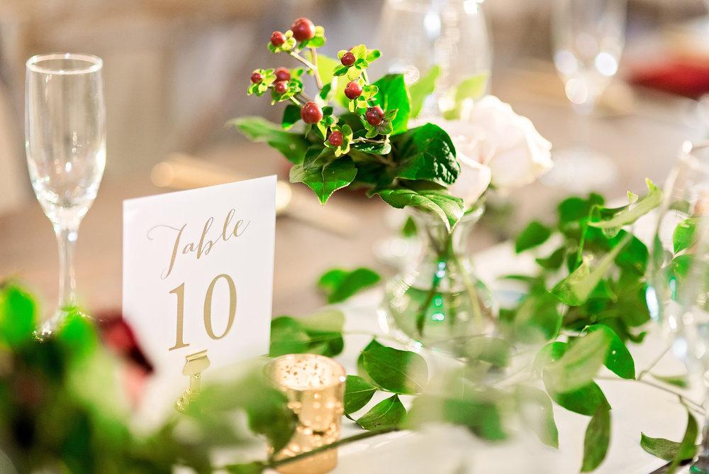 Texas Wedding- Pharris Photography- Melody + Moses- Table Setting