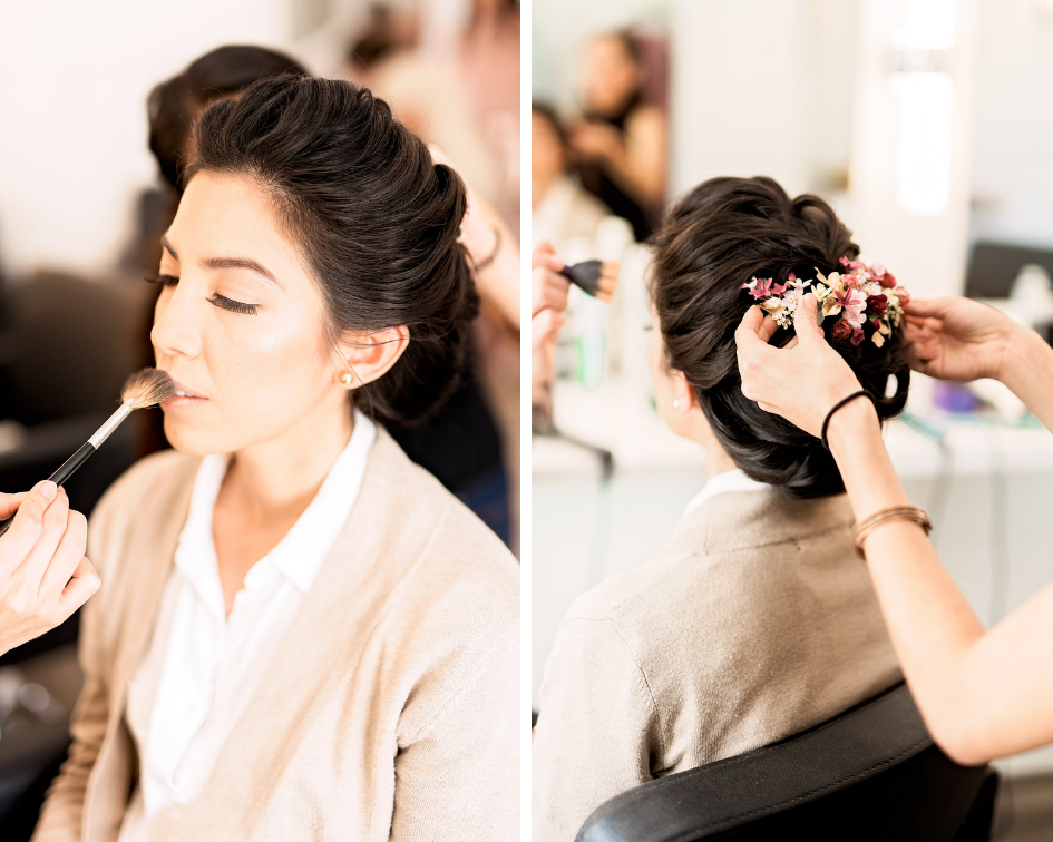 Pharris Photography- Texas Wedding- Melody and Moses- Bride- Getting Ready