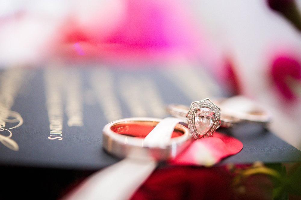 Pharris Photography- Houston Wedding- Krystyn and Joshual- Texas Wedding- Wedding Rings