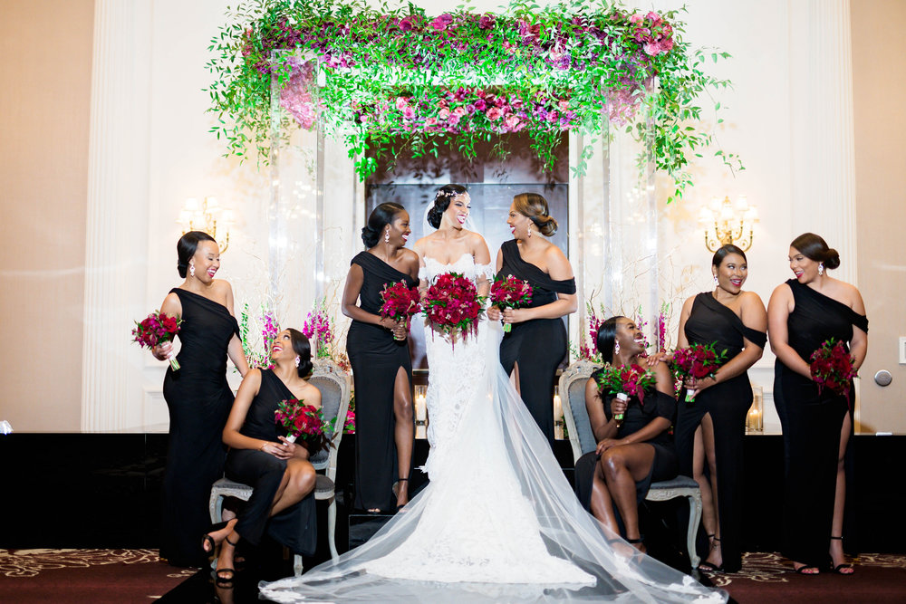 Pharris Photography- Houston Wedding- Krystyn and Joshual- Texas Wedding- Bridesmaids