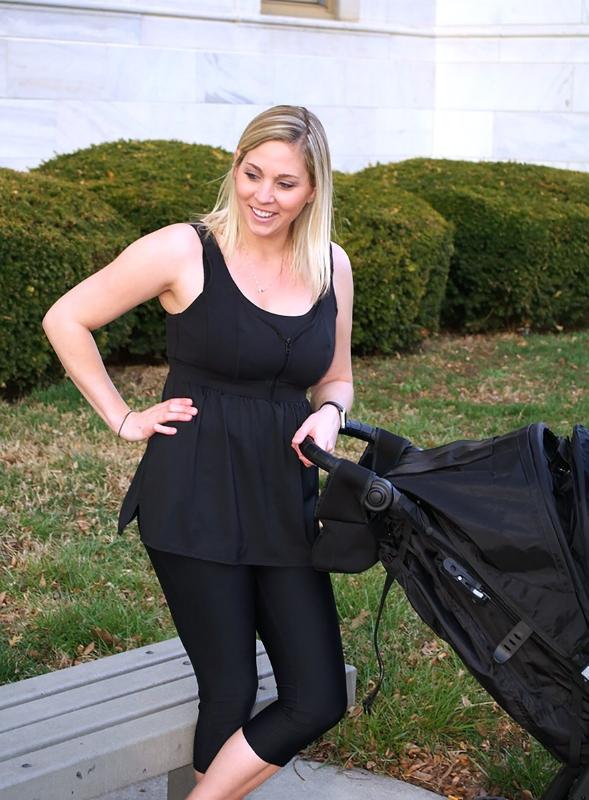mom-wearing-nursing-tank-top-for-exercise