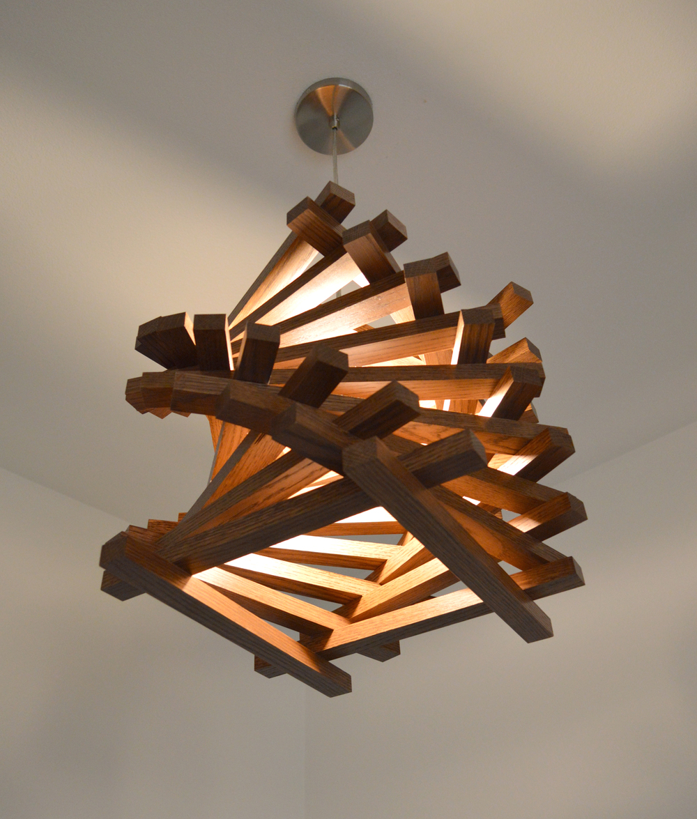 pendant light, custom lighting