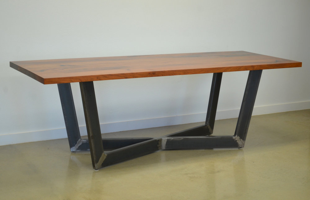 Mesquite Dining Table angle