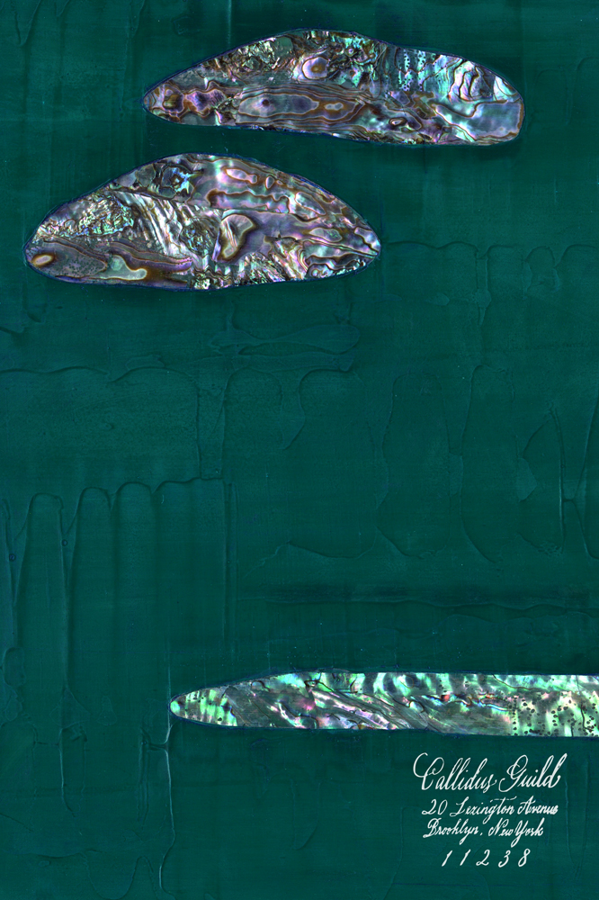 PM-1607 Mother of Pearl - Tura Emerald