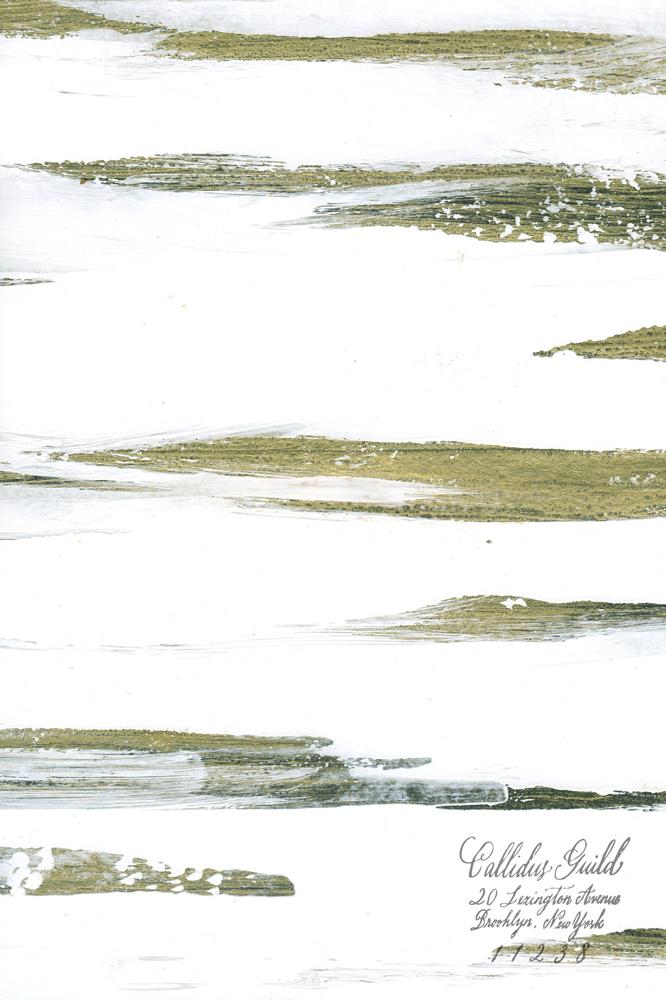 WP-1007 Linear Daub - Lichen