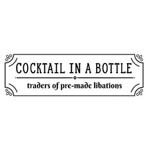 Cocktail In A Bottle - Alcohol Delivery Deal - Cocktail Delivery Deal - Food Delivery In Deal Kent - greerstorm.co.uk