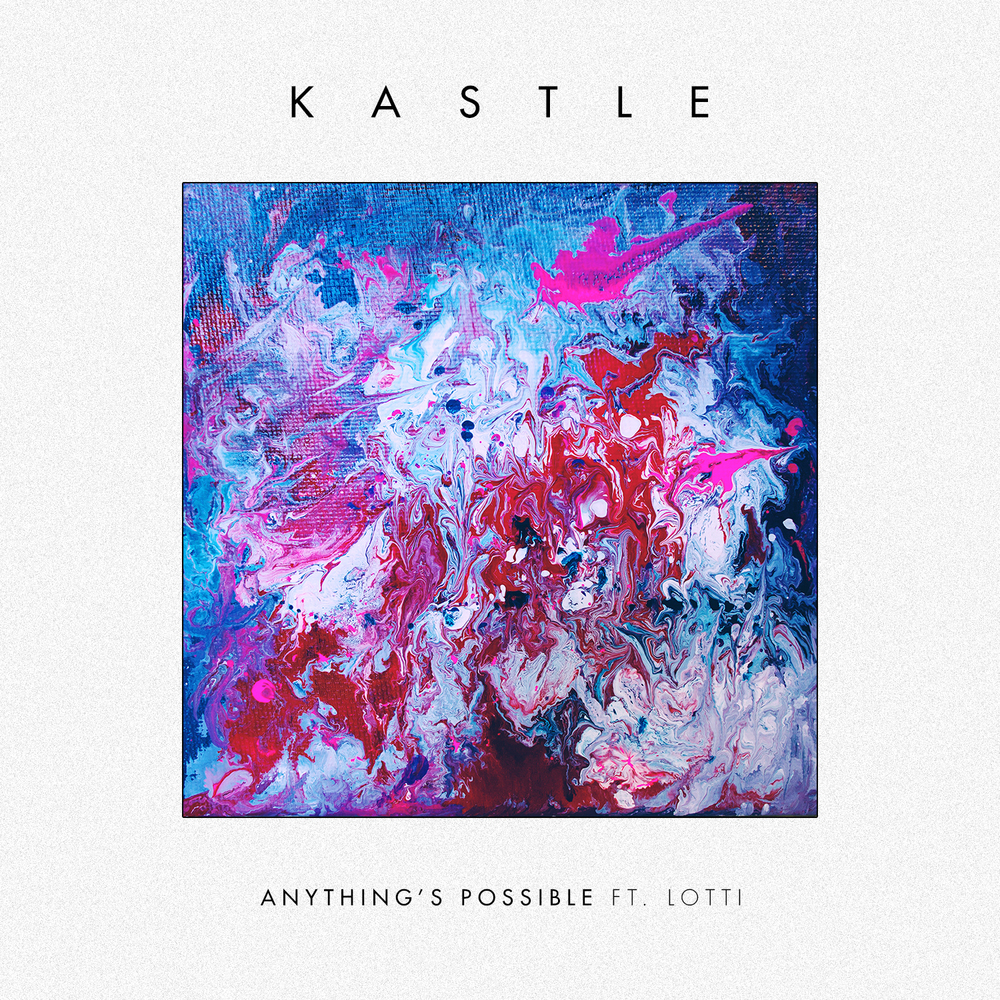 Anything's Possible (2014)   iTunes  |  Spotify