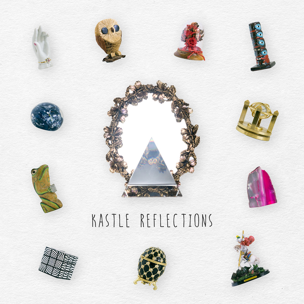 Reflections (LP, 2016)   iTunes  |  Spotify  |  Bandcamp