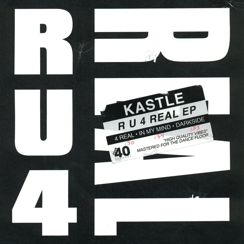 R U 4 REAL EP (2018 — July 27)   Spotify