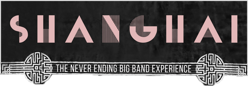 Shanghai Big Band Banner