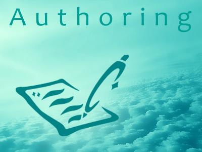Authoring btn