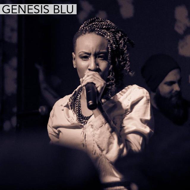 Genesis Blue