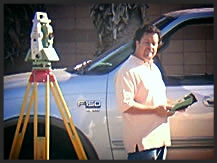 STEVE VAN, P.L.S     |     Director of Survey    EMAIL  |      vansurveying@aol.com