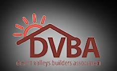 Desert Valley Builder's Association   –  Member