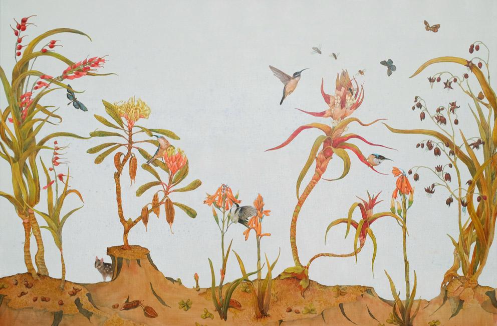 Antipodean Garden, 2017