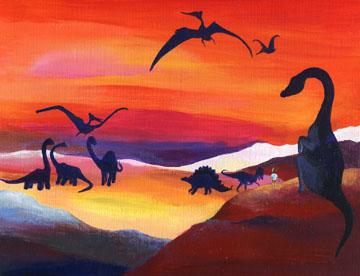 Dino world #2