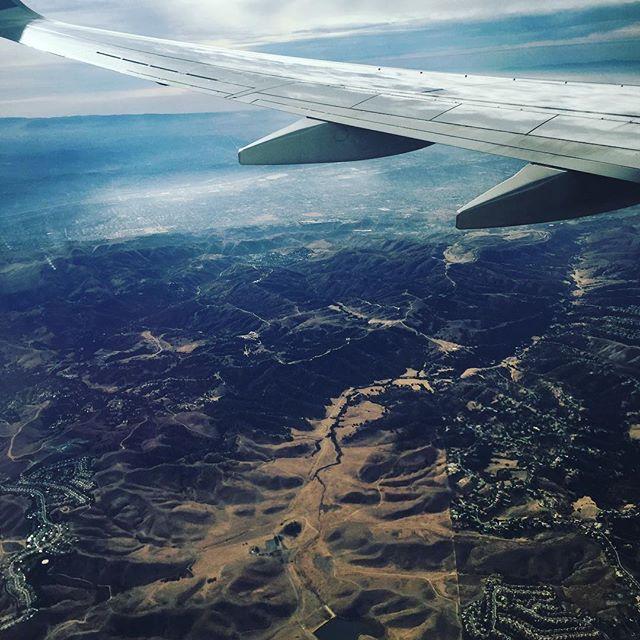 Back to LA 🤙