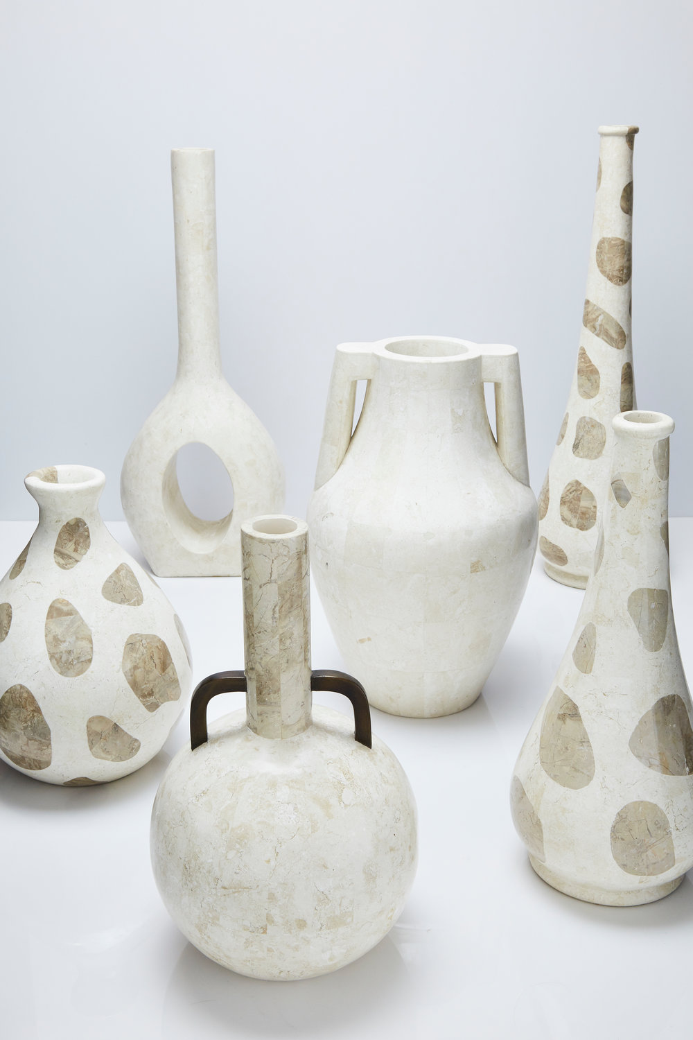 vases and vessels -