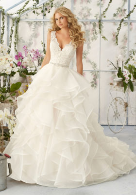 Dress 2805 by Mori Lee