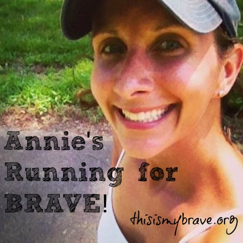 Running For Brave mental illness fundraiser Crowdrise