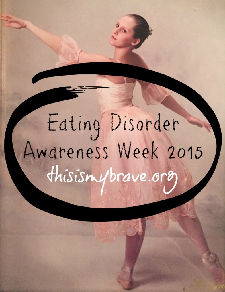 Eating Disorder Awareness Week This Is My Brave