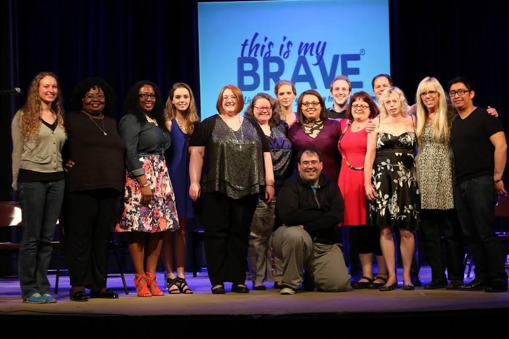 Chicagoland Brave storytellers