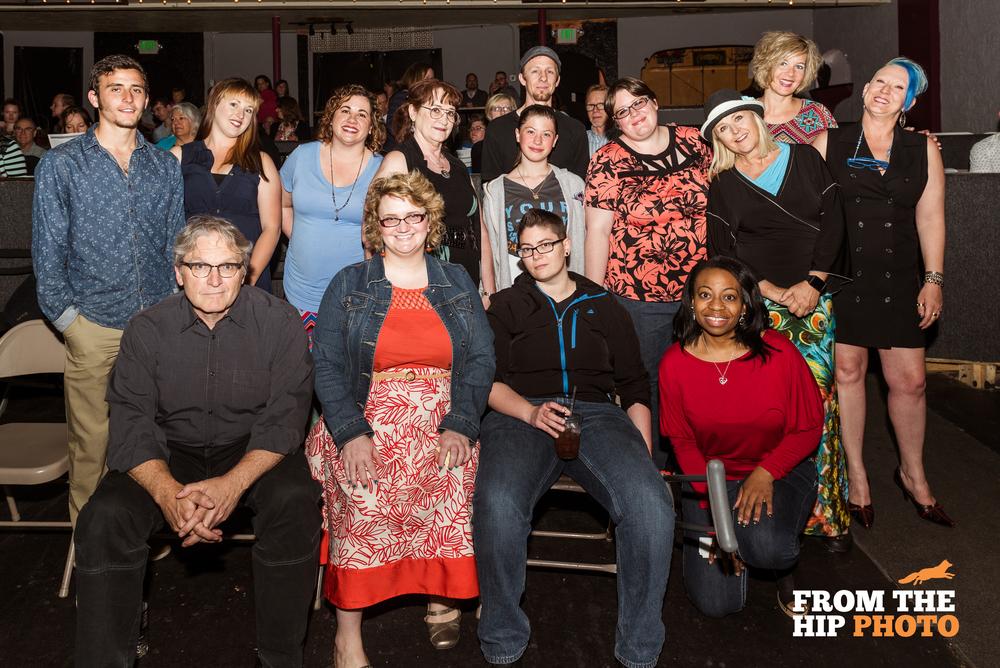 Denver Brave storytellers