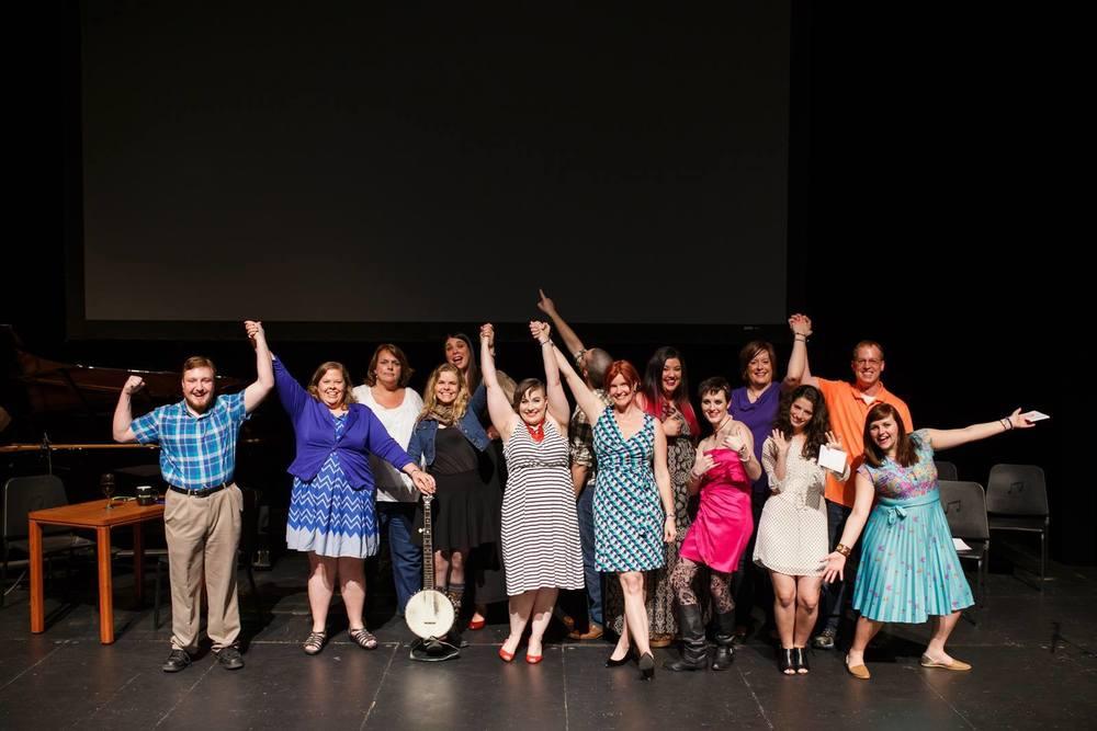 Iowa City Brave Storytellers