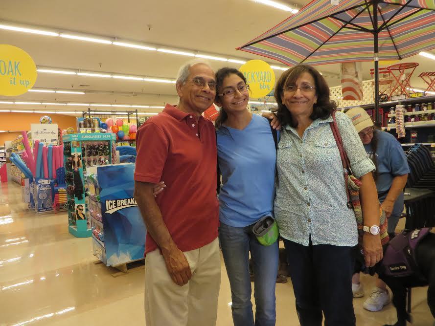 Marie Avilez family photo