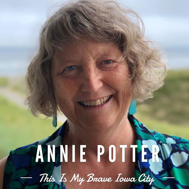 Meet Iowa City cast member, Annie Potter! Click the link in our profile to learn more about Annie and to get your tickets for the upcoming show on September 16th.