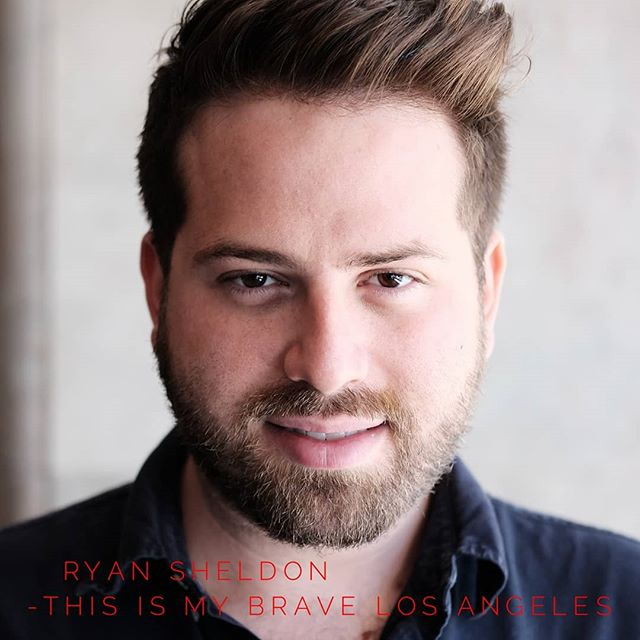 Ryan Sheldon from This Is My Brave LA is up on the blog today! Ryan will be sharing his story on September 22nd at The Warner Grand Theatre, a facility of the city of LA. Click the link above to learn more about Ryan and to get your tickets today!