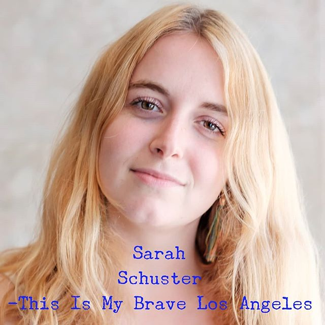 Join Sarah and her cast mates on September 22nd at the Warner Grand Theatre, a Facility of the city of Los Angeles, as they bravely take the stage to share their stories! A night you won't want to miss. Click the link above to learn more about Sarah and to get your tickets!