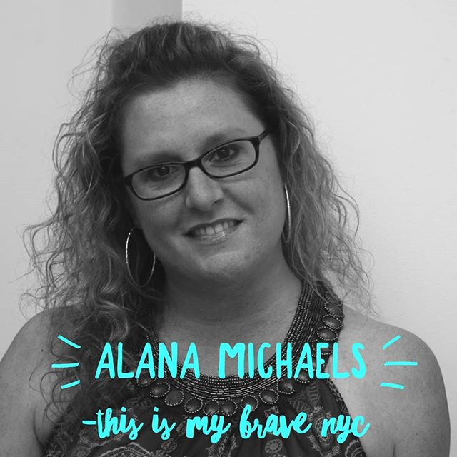 Introducing NYC cast member, Alana Michaels! Join Alana on September 24th as she shares her journey as someone living with bipolar. Click the link above to learn more and to get your tickets today!