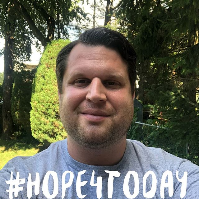 Today on our blog, 2015 NYC Alum, Joe First I shares a poem about what #Hope4Today means to him. Check out the link in our profile to read Joe's poem! . . . . Are you interested in sharing your #Hope4Today? Email our social media coordinator at Laurenk@thisismybrave.org